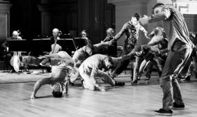 Vincent Malgrange danse